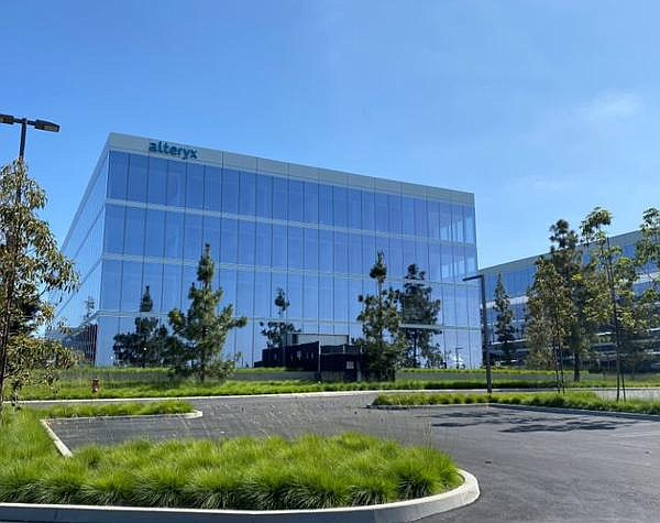New HQ for Alteryx totals 183K SF