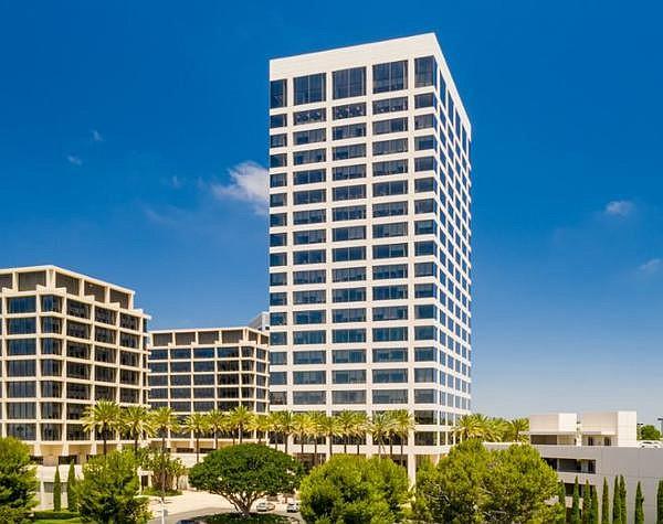 Well's Fargo Advisors counts multiple floors at 520 Newport Center Drive tower