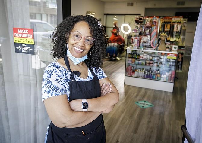 Open Door: Justine Belyeu in Santa Clarita.