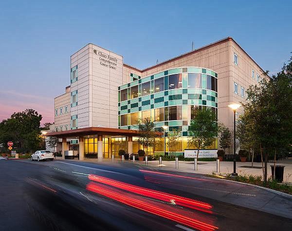 NCI-designated Chao Family Comprehensive Cancer Center in Orange
