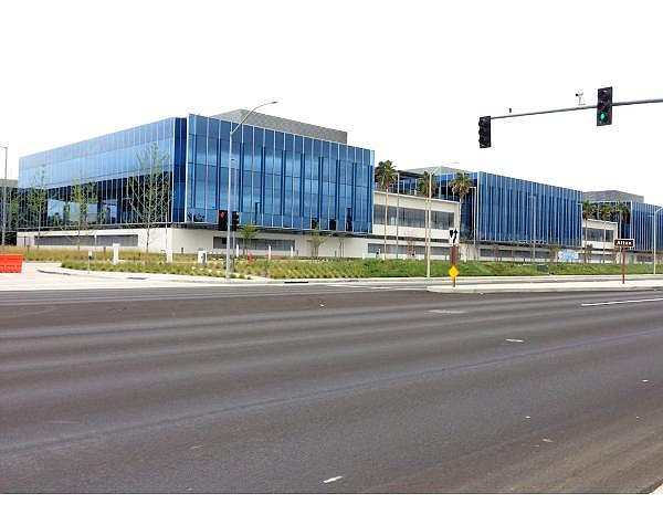 Expansion of Edwards Lifesciences HQ was state's 12th-largest new project to start last year, according to trade publication ENR California