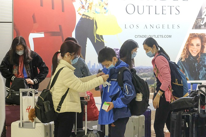 In April, airports serving L.A. County saw passenger traffic hit the highest level since the pandemic began.