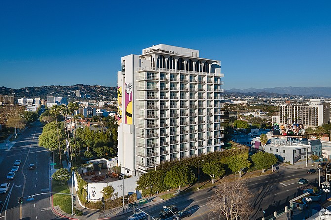 """Braemar's CEO calls Mr. C Beverly Hills Hotel an """"irreplaceable luxury property."""""""