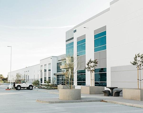 Shea Business Center: Santa Ana industrial project's tenants include Anduril Industries, Hoag, Peloton