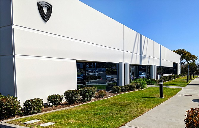 Citadel Defense is growing its San Diego presence and moving to a new Headquarters scheduled to be completed in August. The expansion will support the exponential growth achieved through contracts received from the U.S. military and federal agencies. Photo courtesy of Citadel Defense.
