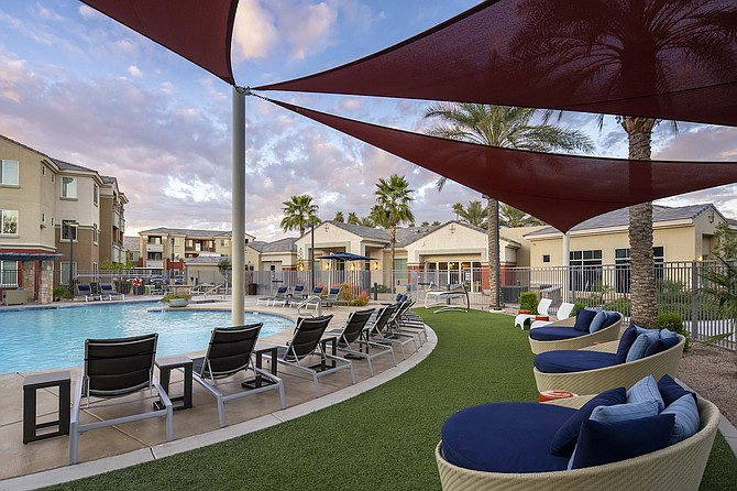 Mid-Wilshire-based Decron Properties Corp. has acquired a 194-unit multifamily property in Tempe, Ariz.