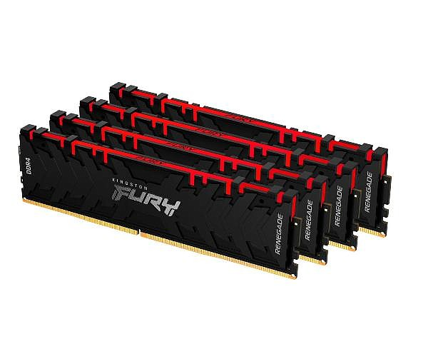 Kingston rebrands gaming memory products Fury after HyperX sale