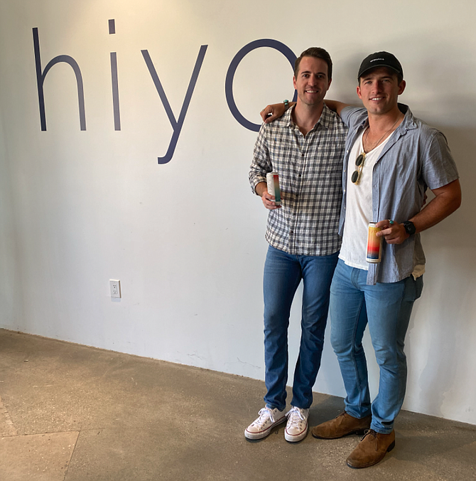 Evan Quinn, chief executive, and George Youmans, chief revenue officer, Hiyo Inc.