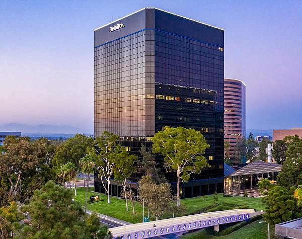 Park Tower in Costa Mesa serves as OC base for Deloitte