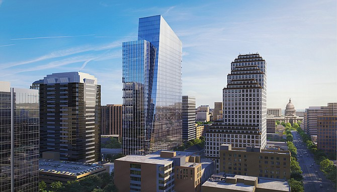 Sawtelle-based Kilroy Realty Corp. made three acquisitions outside Los Angeles in June 2021 for a total of $670 million. The deal included the newly completed Indeed Tower in Austin, Texas, for $580 million.