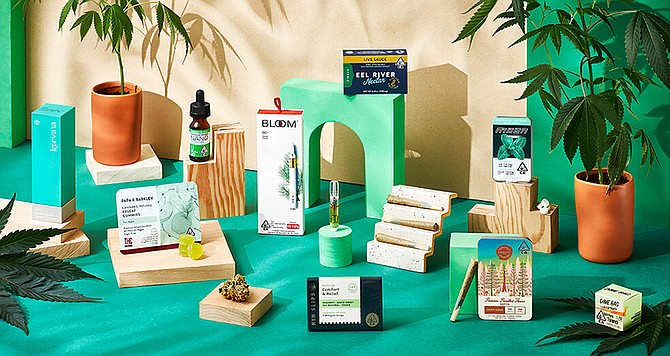 Cannabis product delivery companies like Rebud are expanding product lines, delivery and drive-thru options, and their teams in order to meet increasing demand.
