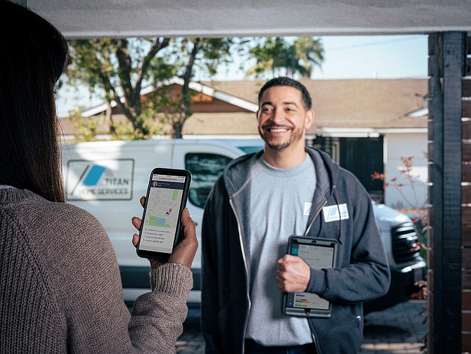 ServiceTitan has a valuation of $9.5 billion.