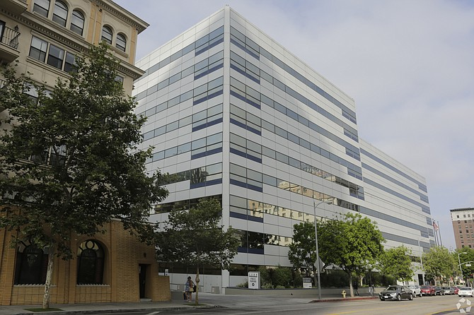 Rising Realty owns West 7 Center at 1200 W. 7th St.