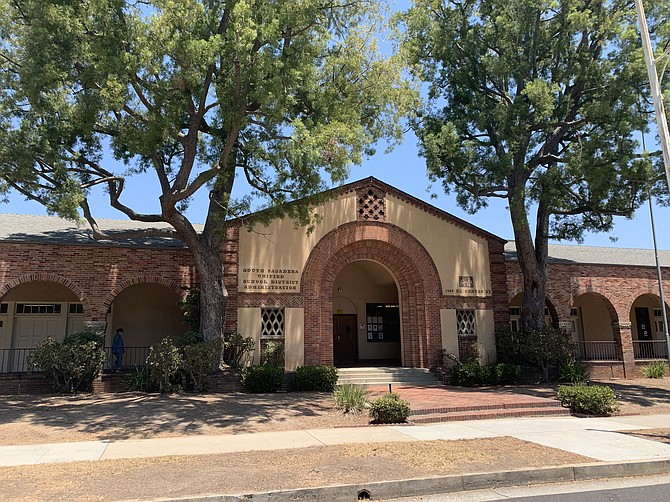Frank Gangi plans to redevelop the property at 1020 El Centro St.