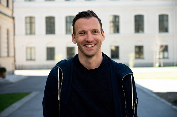 Willa founder and CEO, Kristofer Sommestad