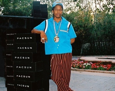 A$AP Rocky named guest artistic director at PacSun