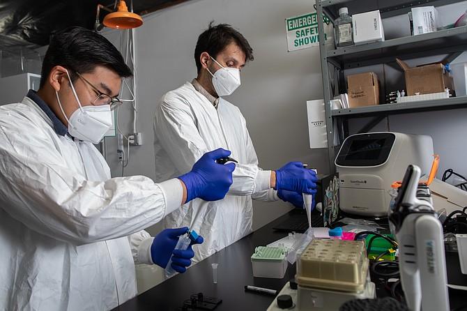Pasadena Bioscience Collaborative.