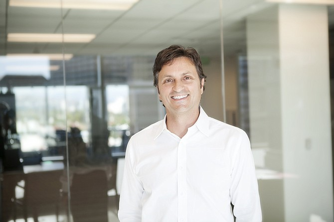 Patrick Russo, partner with Shamrock Capital