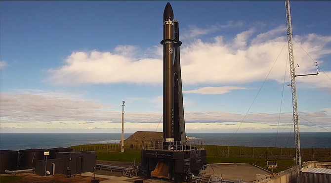 Rocket Lab's next mission is planned for July.