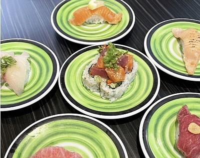 From Kura Sushi USA's Instagram