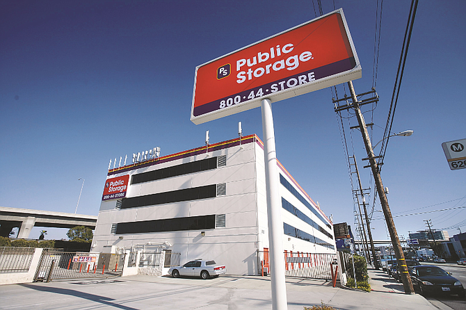 Public Storage is acquiring additional facilities.