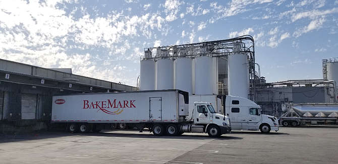 BakeMark supplies more than 5,000 customers in the L.A. market.