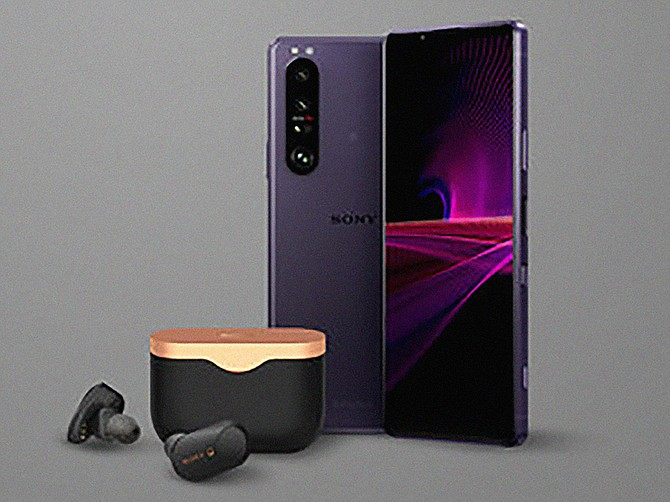 Photo Courtesy of Sony Electronics Inc. Sony Electronics Inc. has released numerous notable products this year so far. This includes it's new flagship smartphone, Xperia 1 III.