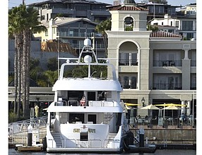 Boating at Newport Beach harbor has become more popular