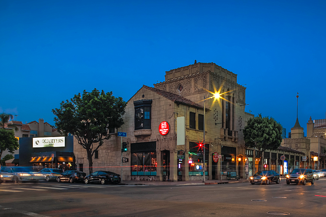 Chapman Plaza secured short-term financing.