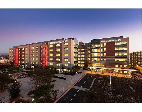 Kaiser, OC's 3rd largest hospital system, is the area's top HMO