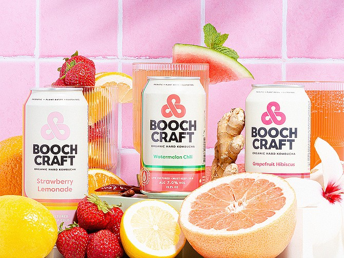 Photo Courtesy of Boochcraft Boochcraft, founded in 2014 and headquartered in Chula Vista, is expecting to grow its barrels from 40,000 in 2021 to 55,000 in 2022.