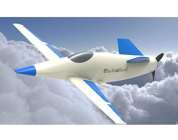 Upstart's plane aims to have upward of 12 hours flight time