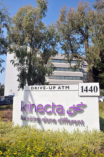 Kinecta, based in Manhattan Beach, is one of the largest credit unions in California.