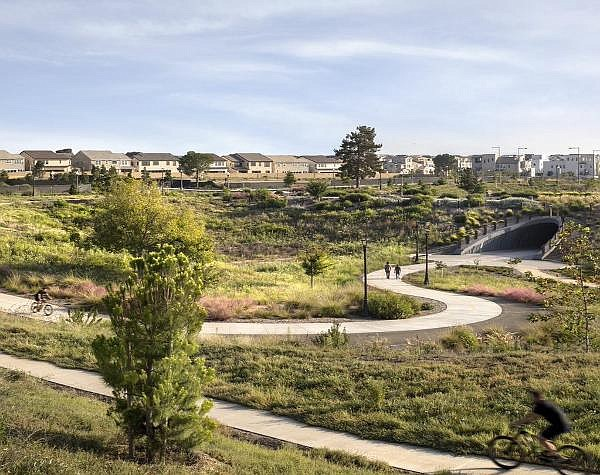Great Park Neighborhoods currently entitled for 10,500 homes