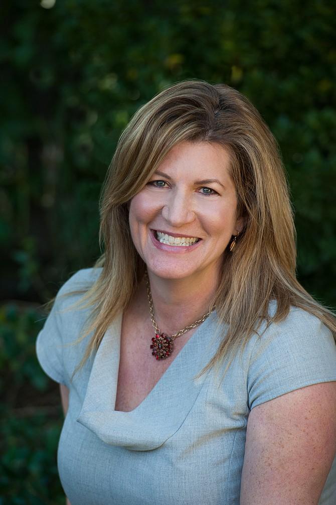 Greater San Fernando Valley Chamber's Nancy Hoffman Vanyek.
