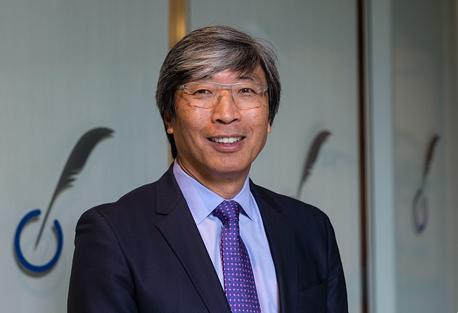 Patrick Soon-Shiong is now ImmunityBio's chief scientific officer.