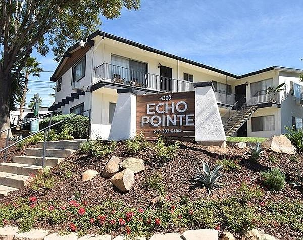 Bascom pays $26.8M for 80-unit multifamily project in La Mesa