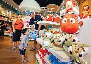 Disney Baby store.