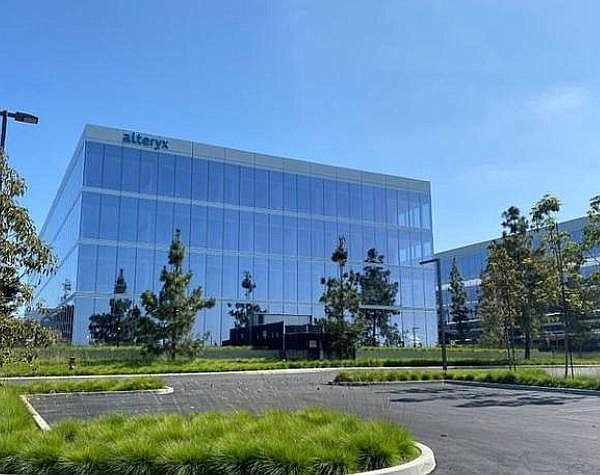Move to new headquarters has provided Alteryx flexibility, less dense offices