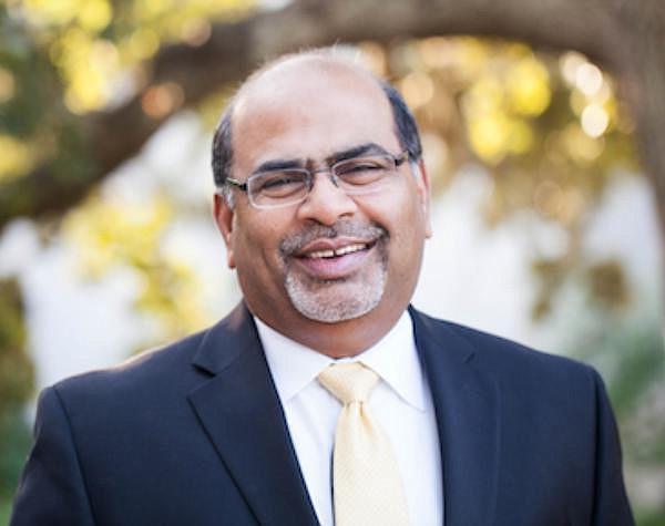 Sridhar Sundaram, Dean, College of Business and Economics, CSUF