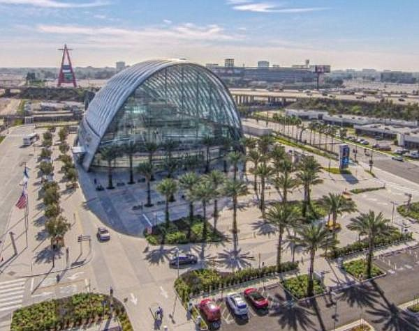 Anaheim's ARTIC transportation center among Fuscoe Engineering's area projects