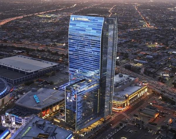 Malik was a key architect for the iconic 54-story tower for the Ritz Carlton Residences and JW Marriott at LA Live in downtown Los Angeles