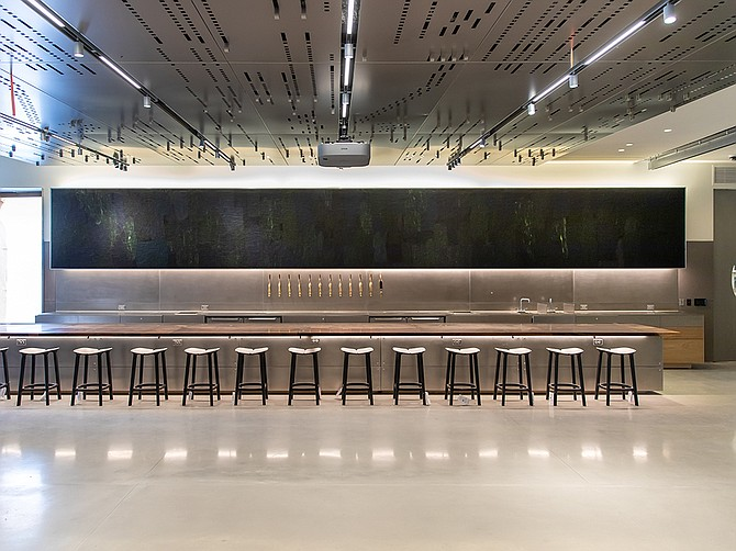 Photo Courtesy of Urban Kitchen Group Urban Kitchen Group, founded in 1995 by Tracy Borkum, has launched a new division through which it creates food and venue concepts for other businesses, like Artifact (pictured above), a full-service restaurant at the Mingei International Museum.
