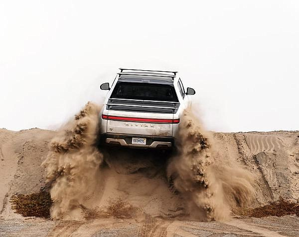Rivian's R1T truck deliveries to customers expected this month