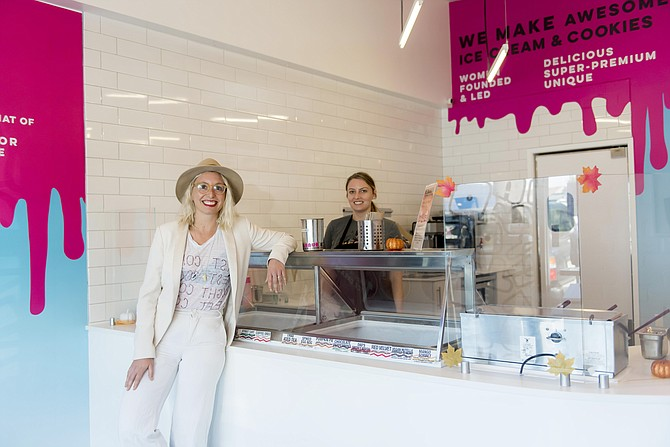 Natasha Case cofounded Culver City-based Coolhaus in 2009.