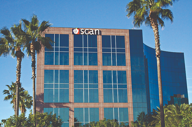 Previously a service provider, Scan is now investing in other companies.