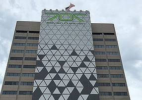 Photo courtesy of Measurabl. Measurabl's offices are located in downtown San Diego's 707 Building .