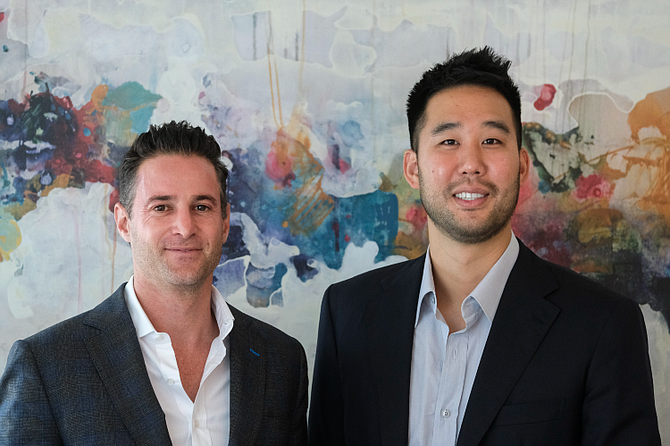 Managing Partners Ron Nayot and Kevin Ma said their new fund was oversubscribed by $175 million.