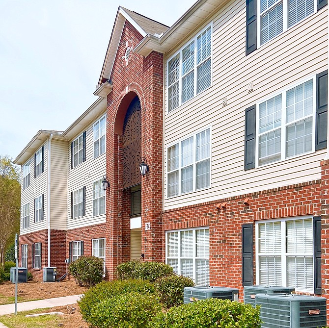 West Hollywood-based Trion Properties purchased the 288-unit Crescent Commons in Fayetteville, N.C.