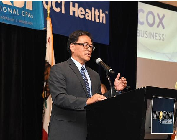 Kenneth Chang, Executive Director, UCI Digestive Health Institute